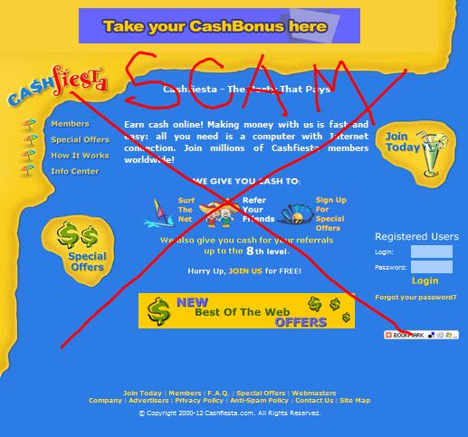 Cashfiesta_Scam