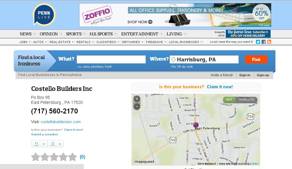 BusinessFinder.Pennlive.com